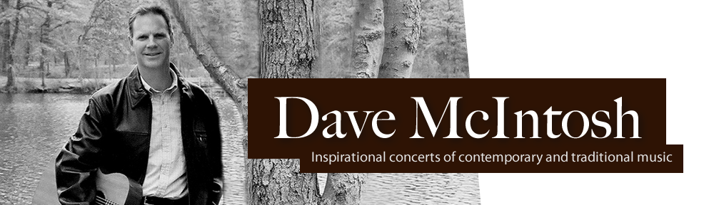 Dave McIntosh Concerts