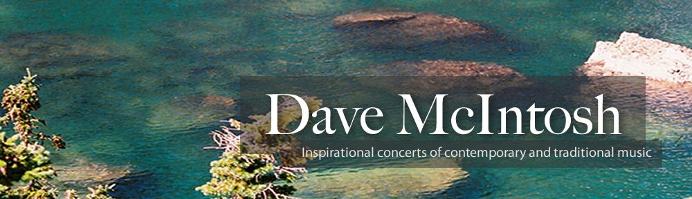 Dave McIntosh Concerts